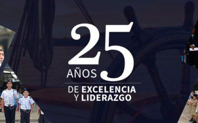 25 AÑOS DE TRAYECTORIA EDUCATIVA